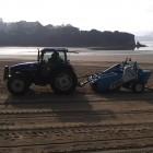 Foto – Limpieza de playas
